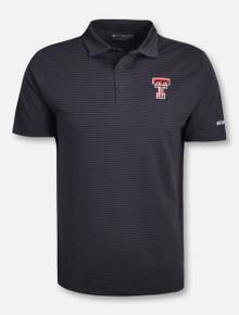 "Columbia Omni-Wick Texas Tech Red Raiders ""One Swing"" Polo"