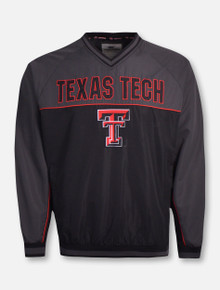 "Arena Tech Red Raiders ""Coach Klien"" Windbreaker"