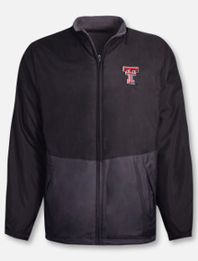 "Arena Tech Red Raiders ""Halfback Option""Reversible Jacket"