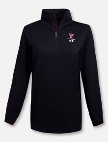 Under Armour Womens 2018 Texas Tech Red Raiders Sideline Half Zip Pullover