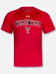 Under Armour Texas Tech Red Raiders Goal Post T-Shirt