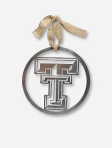 Texas Tech Red Raiders Double T Metal Wall Decor