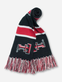 "47 Brand Texas Tech ""Breakaway"" Black Scarf"
