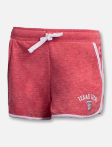 Texas Tech Red Raiders Texas Tech Shorts with White Trimming