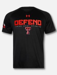 "Under Armour Texas Tech Red Raiders ""Defend Jones""  Short Sleeve T-Shirt"