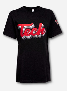 "Texas Tech Red Raiders ""Sonic Wave"" T-Shirt"