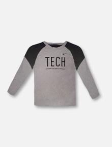 "Nike Texas Tech Red Raiders ""Tailgate""  YOUTH Long Sleeve T-Shirt"