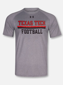 "Under Armour Texas Tech Red Raiders ""Weight Room""  Short Sleeve T-Shirt"