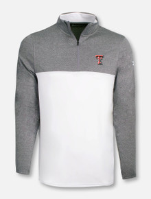 "Under Armour Texas Tech Red Raiders ""Scratch"" 1/4 Zip Pullover"