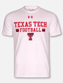 "Under Armour Texas Tech Red Raiders ""Game Plan""  Short Sleeve T-Shirt"