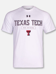 "Under Armour Texas Tech Red Raiders ""Chain Gang Red Raiders""  Short Sleeve T-Shirt"