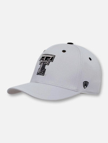"""Top of the World Texas Tech Red Raiders """"Hypower"""" Stretch Fit Cap"""