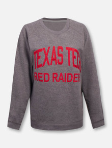 "Pressbox Texas Tech Red Raiders ""Cooper Town"" French Terry Pullover"