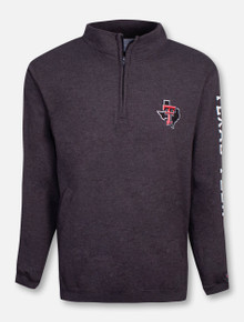 "Champion Texas Tech Red Raiders ""Expedition"" Pride Powerblend 1/4 Zip Pullover"