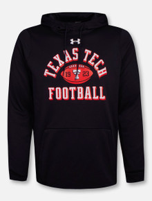 "Under Armour Texas Tech Red Raiders ""Established Football"" Fleece Hoodie"