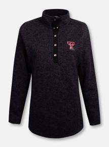 "Charles River Texas Tech Red Raiders ""Hingham Tunic"" Fleece Sweater"