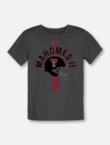 Under Armour Texas Tech NFL Mahomes II Performance Tee YOUTH Short Sleeve T-Shirt