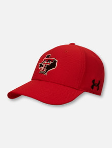 "Under Armour Texas Tech Red Raiders ""Blitzing"" Pride Stretch Hat"