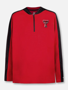 "Texas Tech Red Raiders Double T ""Helisking"" YOUTH 1/4 Zip Pullover"
