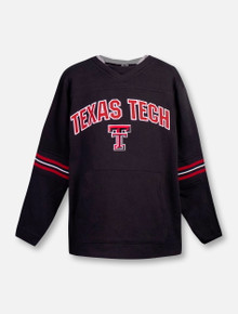 """Texas Tech Red Raiders Double T """"Backside Air"""" YOUTH Pullover Hoodie"""
