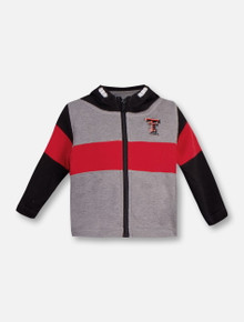 "Texas Tech Red Raiders ""Snow Plough"" INFANT  Hoodie"
