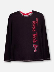 "Texas Tech Red Raiders Double T ""Camber"" YOUTH Long Sleeve T-Shirt"