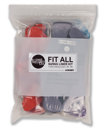 S1 Helmet Co. Fit All Kit (Limited Time Offer)