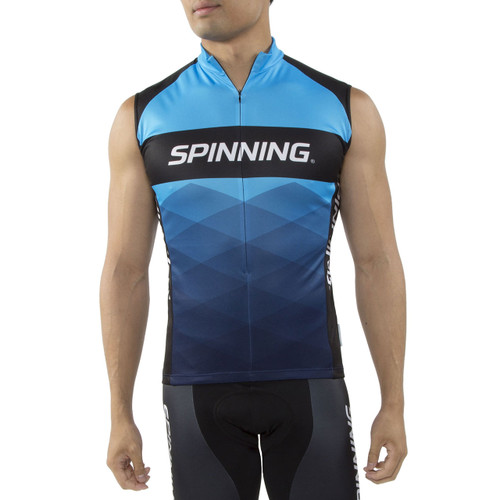 Spinning® Orion Men's Sleeveless Cycling Jersey