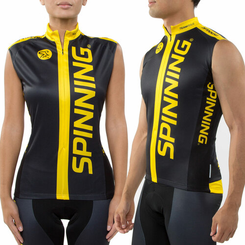 Spinning® Team Cycling Sleveless Jersey