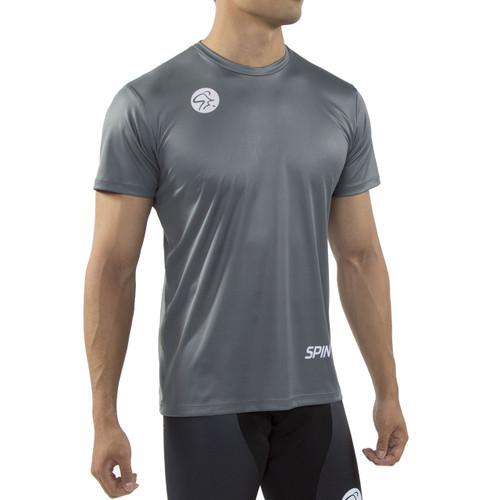 Spin Pro T-shirt Men's Grey