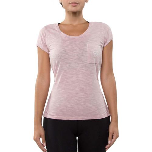 Trademark Short Sleeve Pct Tee Womens