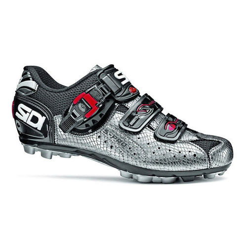 Women's SIDI® Dominator 5 Silver Mamba MTB Shoes