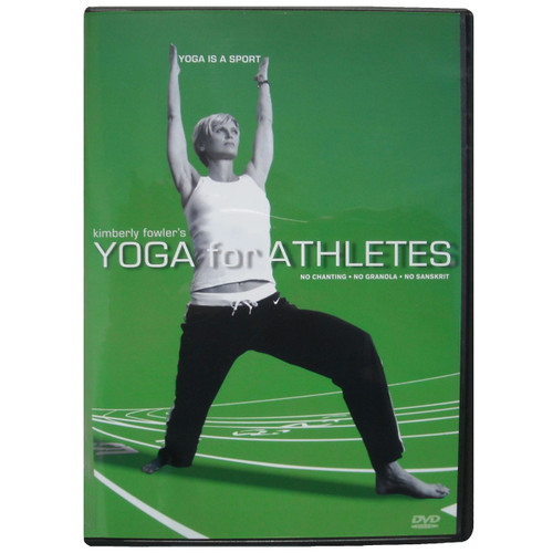 Yoga For Athletes® DVD