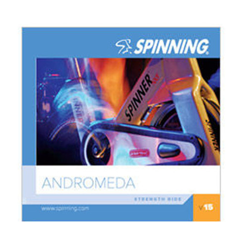 Spinning® CD Volume 15 - Andromeda