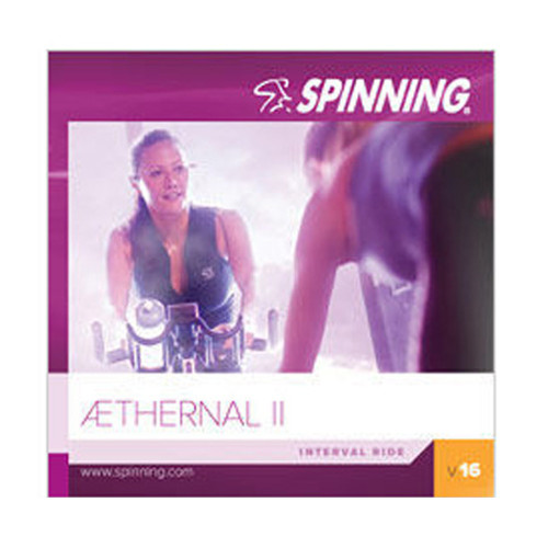 Spinning® CD Volume 16 - Aethernal 2