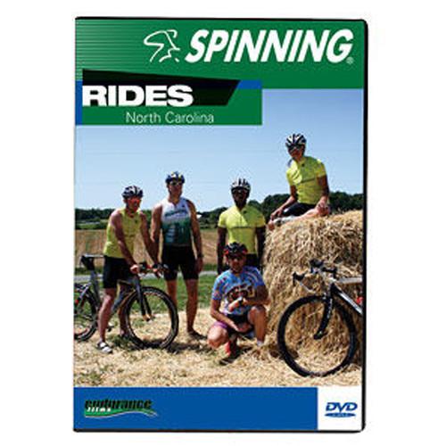 Rides: North Carolina DVD