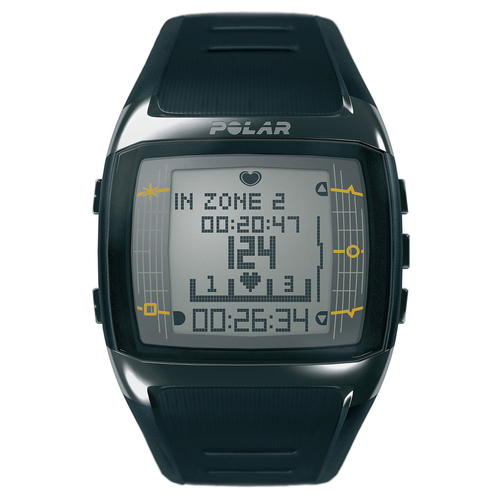 Polar® FT60 Black with white display