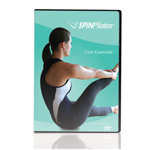 SPIN Pilates® Core Essentials DVD