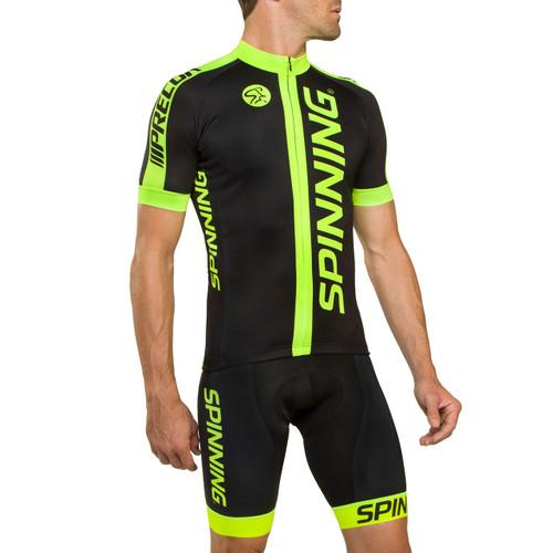 Short-Sleeve Team Jersey Black
