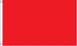 Socialist Red flag size 5 feet x 3 feet