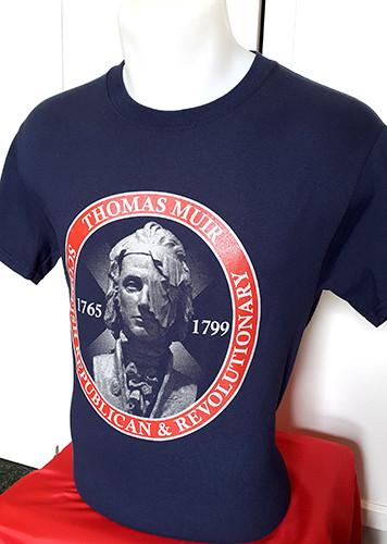 Thomas Muir Scottish Republican t-shirt