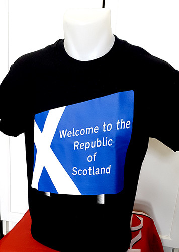 Welcome to the Republic of Scotland