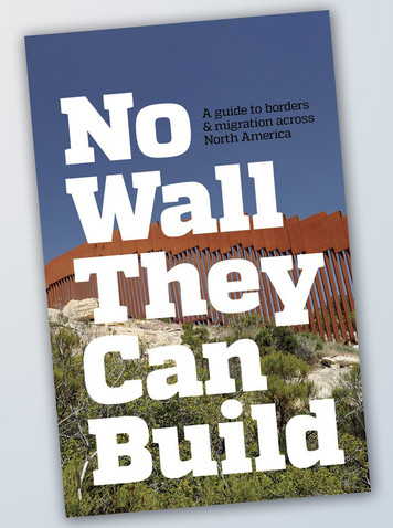 No Wall They Can Build - Crimethinc