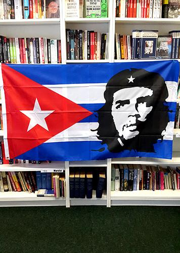 CHE GUEVARA/CUBA FLAG