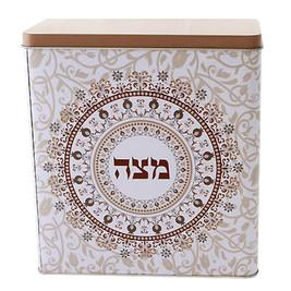 Matzah Tin Box