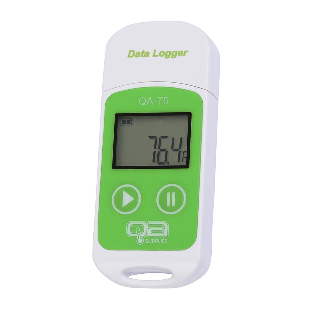 QA-T5 Logger