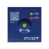 TempDOT Freeze Indicator Labels (Pack of 100)