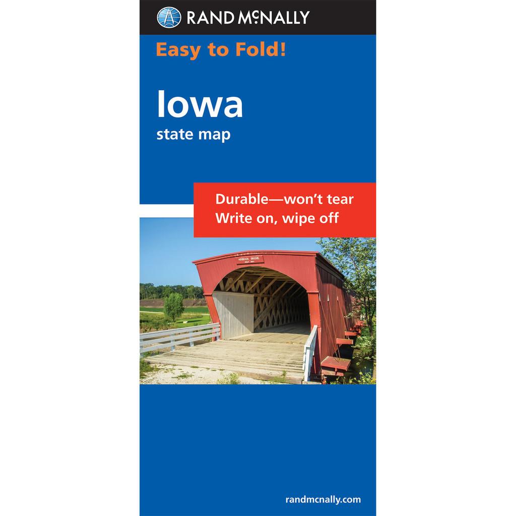Easy To Fold: Iowa