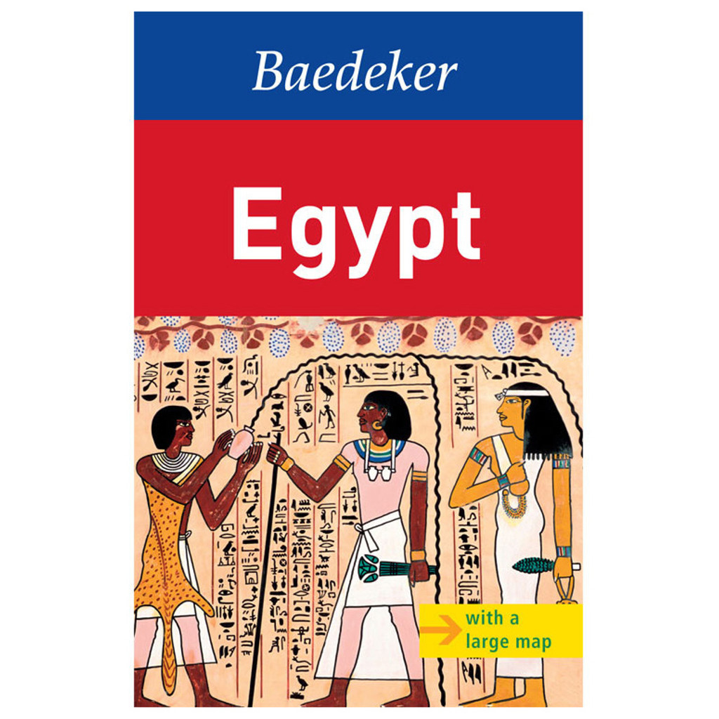 Baedeker Egypt Guide