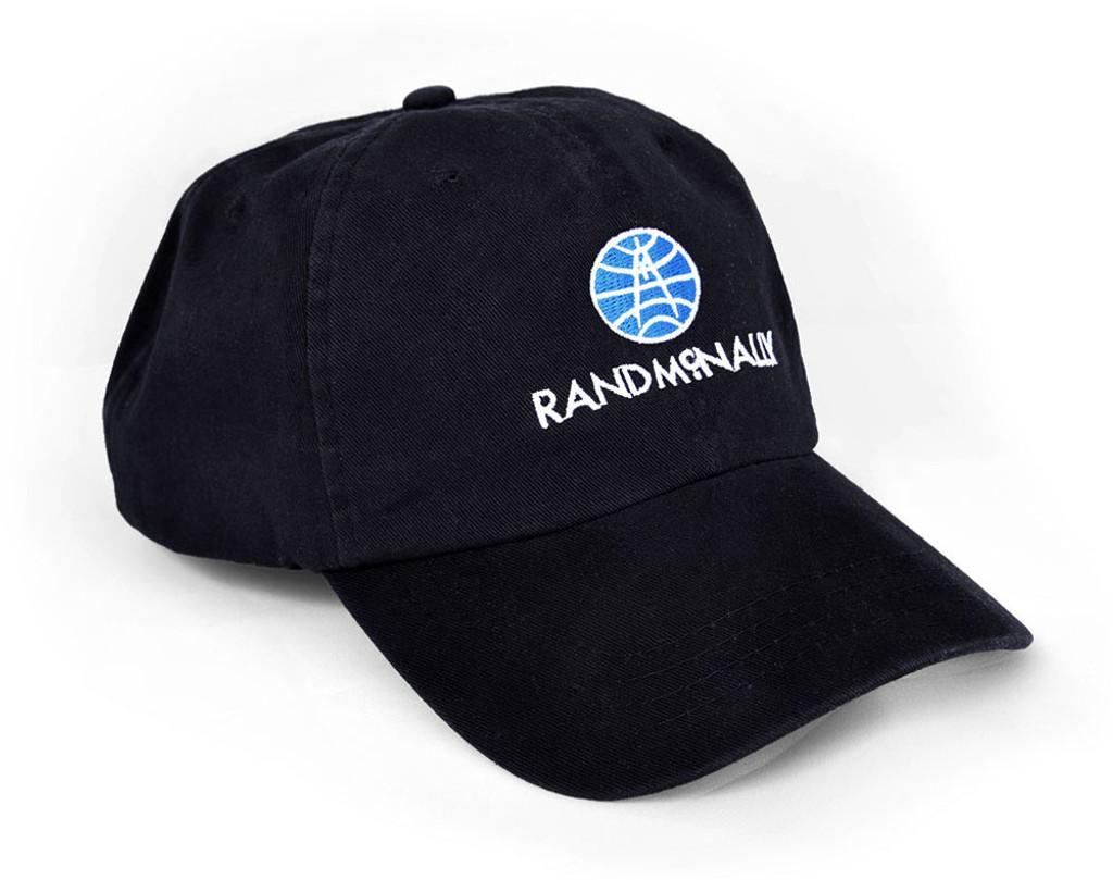 Rand McNally Logo Baseball Cap